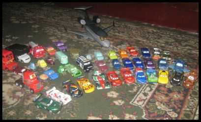 Cars Collection 2. by Shadoru-Flames