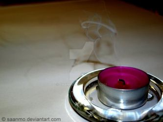 candle by Saanmo