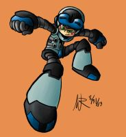 Mighty No. 9 by Marioshi64