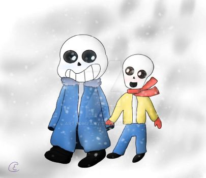 Skeleton Bros by Artcompany