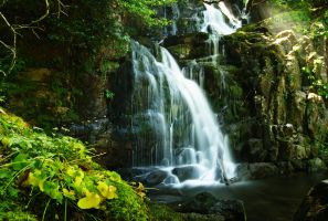 Torc Waterfall - at the foot by wafitz