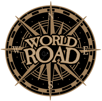 World Road Logo by isi-a