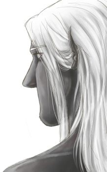 Drizzt by black3