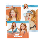 [TWICE] DAHYUN / Summer Nights - PNG PACK by TsukinoFleur
