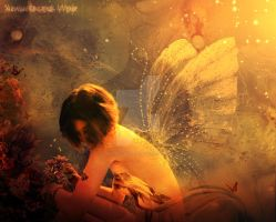 Butterfly by Arwenlindorie
