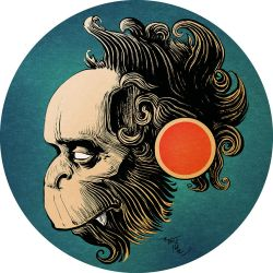 Ape Hedeen by thetimo