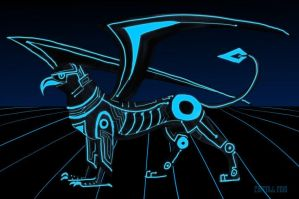 TRON Griffin by NetRaptor