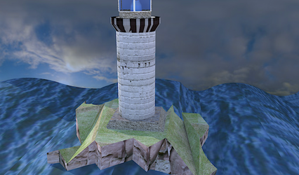 Lighthouse pffft by DuallyHips