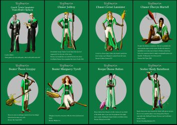 Slytherin Asoiaf Quidditch 1 by guad