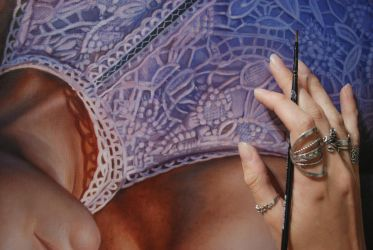 Detail of commission by bronart
