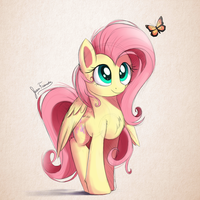 Flutter Shutter by Bugplayer