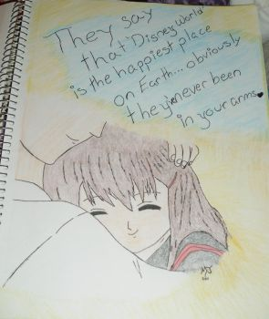 They say... by I-LOVE-INUYASHA7327