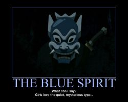 Motivation - The Blue Spirit by Songue