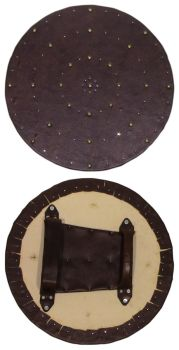 Leather Targe Shield by DanTheLefty