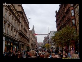 Glasgow City by Blamedark