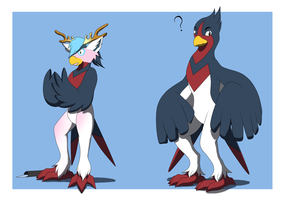 Comission: Swellow TF Potion