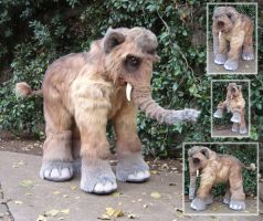 Baby Mammoth Quadsuit by LilleahWest