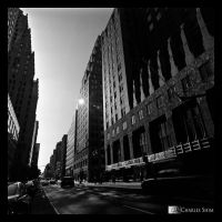 Chanin Building by CharliePhotos