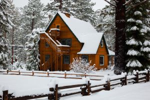 Winter in Lake Tahoe by gursesl
