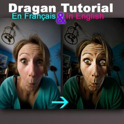Dragan Portrait Tutorial by xnoux