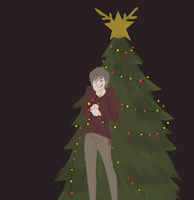 A Very Remus Christmas by Avender