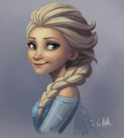 Elsa by Fakelore