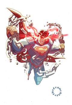 New 52 Superman by theFranchize