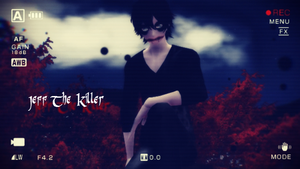 Jeff The Killer (Voice) by RavenKiryu