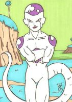 Final Form Frieza SC by Elvatron