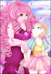 Well that's how it started - Steven Universe by AuraGoddess