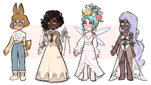 flowery flowy adopts (closed) by cueen