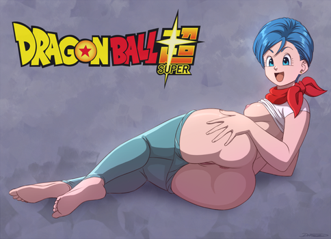 Dragon Ball Ass by KasugoKage88