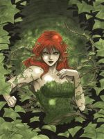 Poison Ivy by Protokitty