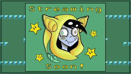 Streaming Soon by DragonSmurf