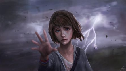 Life is Strange - Max by cheesewoo