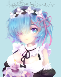 rem by dream--chan