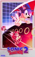 Sonic 2 The Hedgehog (MasterSystem) by W-Orks