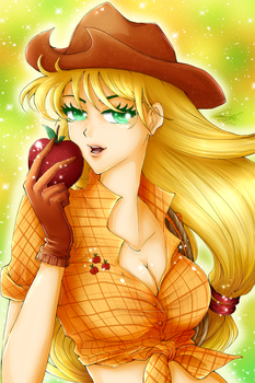 Applejack by ann4rt