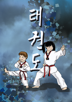 Taekwondo by anythingLDA