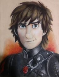 Hiccup (How To Train Your Dragon) by diladi