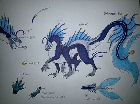 Riptide's Ref by Dodgesmiley