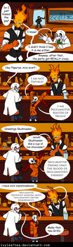 CPAU Bonus (after party) What's in a Name? by IvyLeafTea