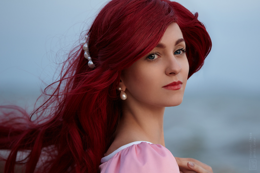 Ariel - The Little Mermaid by Letaur