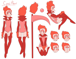 Coral Pearl Ref by bunny500