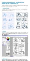 my Animated Comics - creation process by ChibiEdo