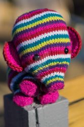 Ella the Elephant by superzebra
