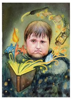 Samwell Tarly by oliviashaw