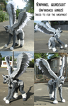 Raphael quadsuit wings wip- 90% finished by TrelDaWolf