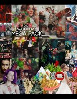 200 Watchers MegaPack by LilithDemoness