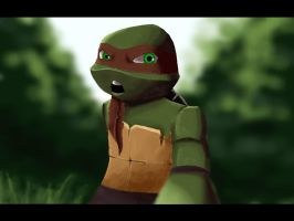 Raph selfies XD by SofiaMarshall